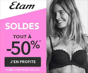 code promo sq 4 100 20% de rduction sur les t shirt Etam