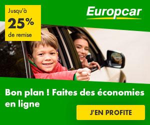Code sncf europcar