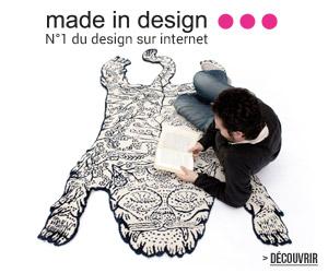 Code promo made in design